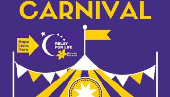 Burdekin Relay for Life 2... logo