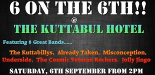 6 On The 6th @ The Kuttabul Hotel