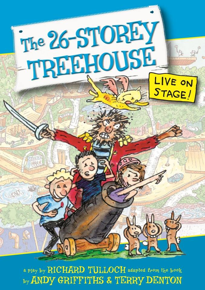 The 26 Storey Treehouse Live Mackay