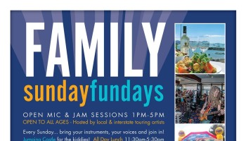 Family Sunday Fundays  logo