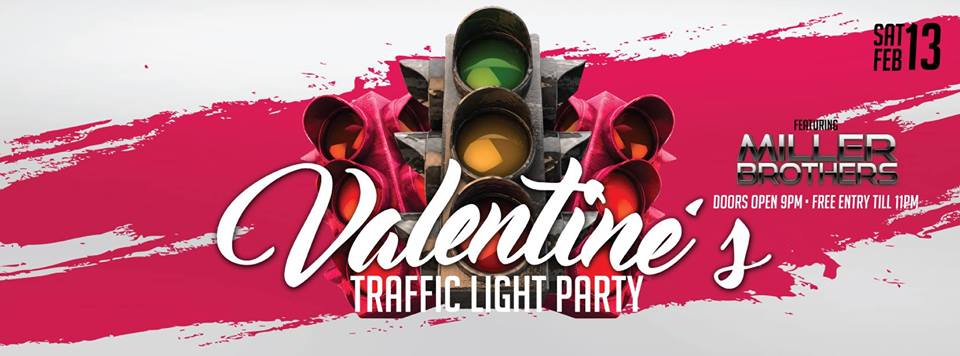 Valentines Traffic Light Party @ Boom Night Club | Airlie Beach