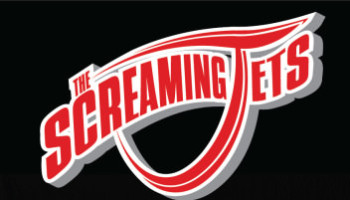 The Screaming Jets (Live)  logo