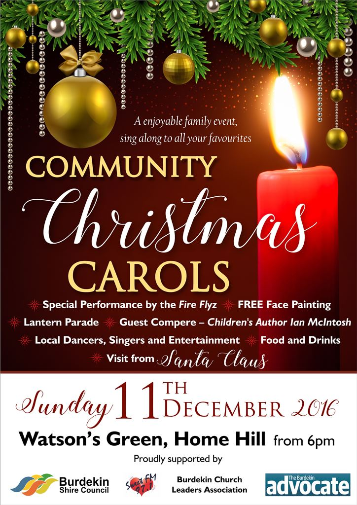 Burdekin Community Christmas Carols – EventsontheHorizon.com